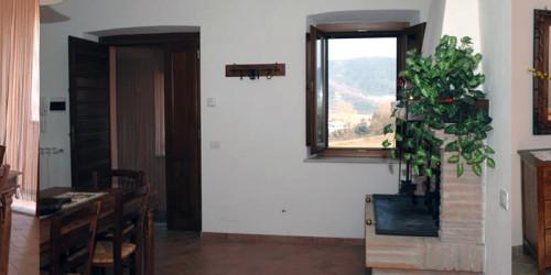 le camere l'antico casale di sandro